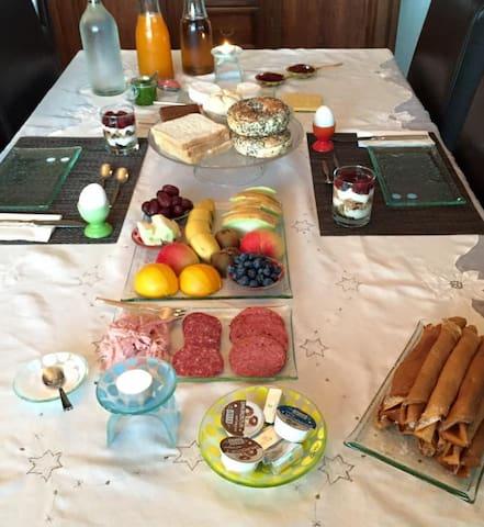 Plentyfull breakfast