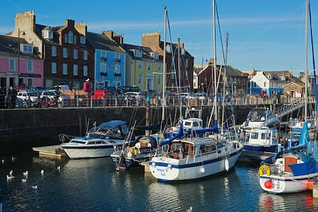 Harbour Haven 2, Historic Landmark Apartment - Arbroath - อพาร์ทเมนท์