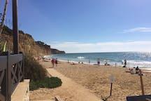 Porto de Mós Beach