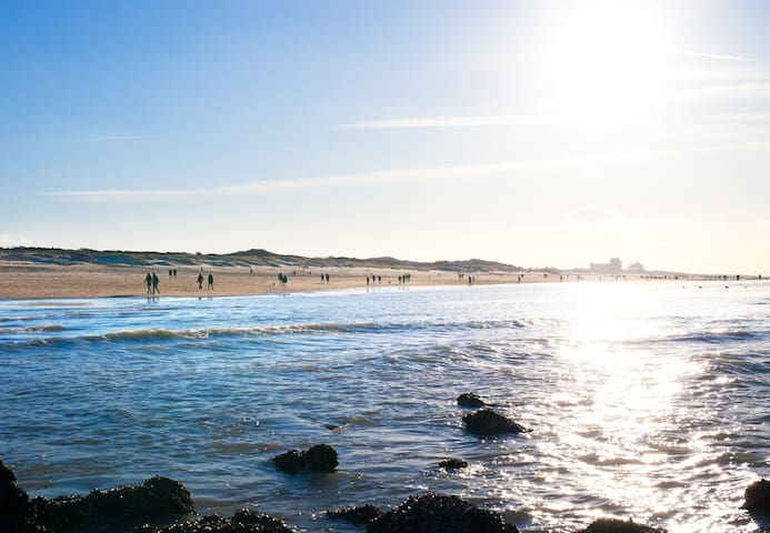 Zuiderstrand (south beach)
