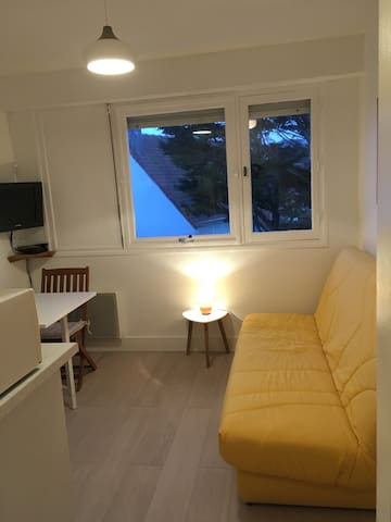 Studio cozy furnished seaside - Wissant - Overig