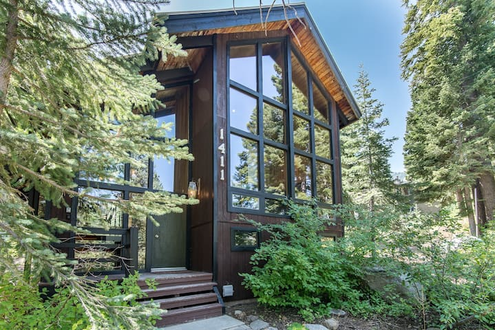 Forest Lodge in Alpine Meadows
