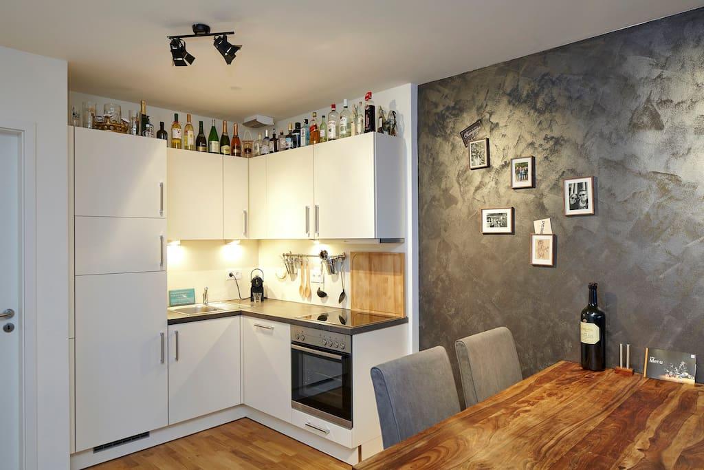 stuttgart the loft incl wifi coffee apartments for rent in stuttgart baden w rttemberg. Black Bedroom Furniture Sets. Home Design Ideas