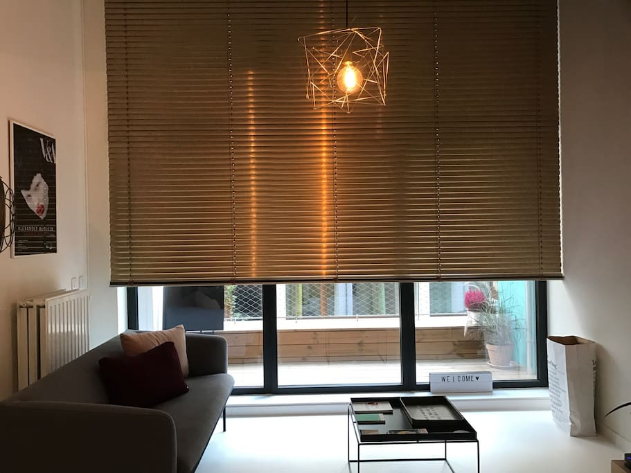 Studio neuf au c ur de bruxelles appartements louer for Studio neuf