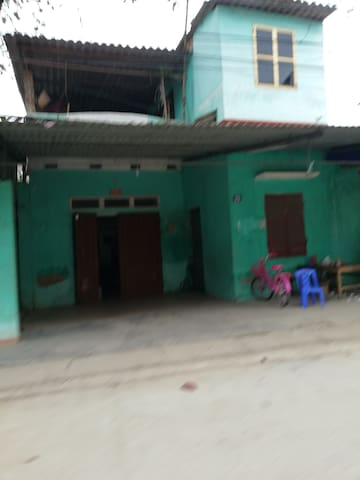 House for sale in Thong Nhat street