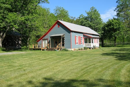 Alone Mill Schoolhouse - Outdoor Lovers Paradise - Lexington - Haus