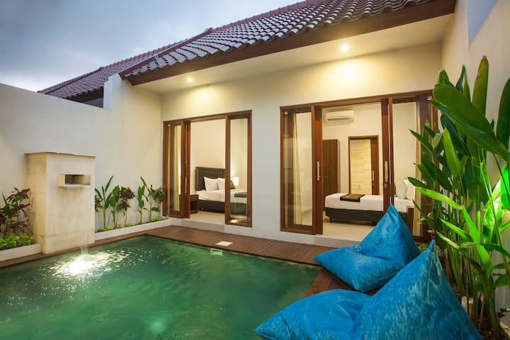 2 Bedroom Private Pool villas near Canggu