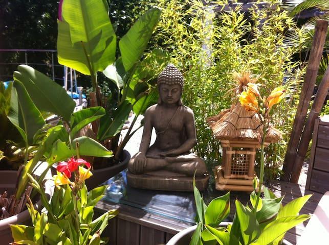 mein Zen garden