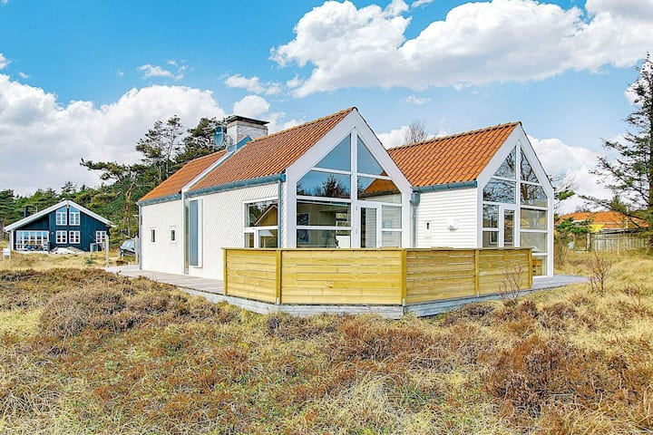 4 person holiday home in Hals