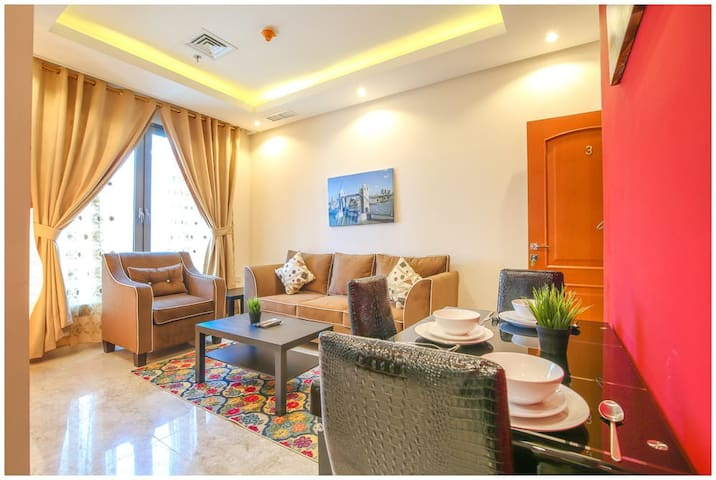 SEA VIEW FULLY FURNISHED IN KUWAIT CITY