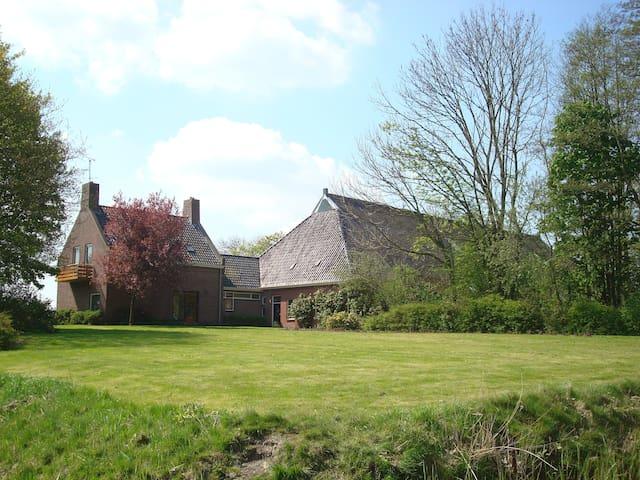 Vakantieboerderij Huizingheem 10p - Zuurdijk - Haus