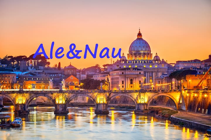 ROMA Ale&Nau - Roma - Casa