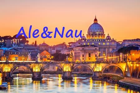 ROMA Ale&Nau - Ρώμη