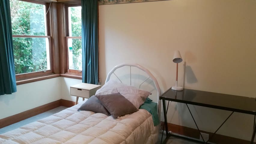 Spacious Single room well located in Devonport