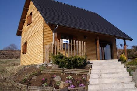 Chalet - 20 km from the slopes - Saint-Gènes-Champespe - Chalet