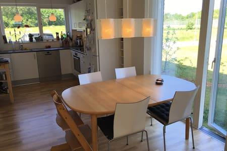 Skønt rækkehus tæt på Århus - Hjortshøj