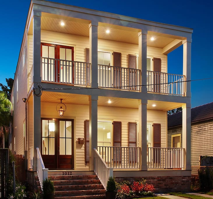 Large Luxury New Construction Homes: Houses For Rent In New Orleans