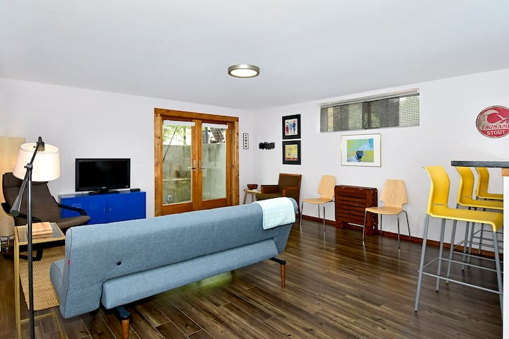 Modern Reed College Apartment