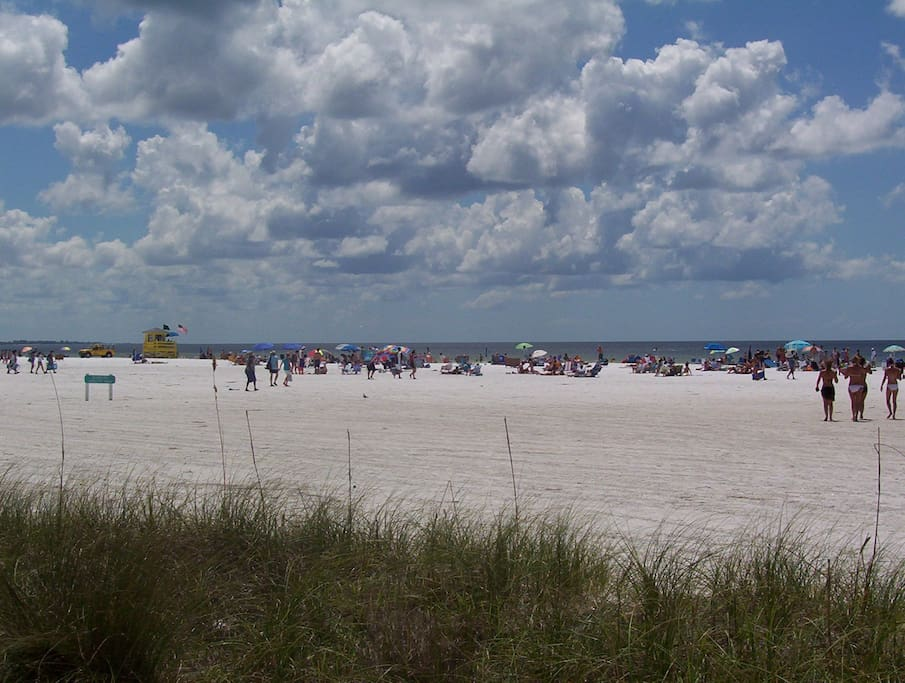 Siesta Key Beach #1 in USA
