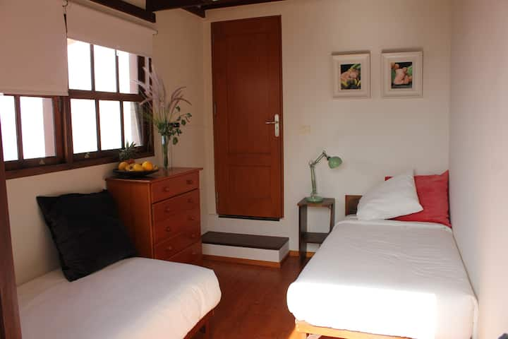 El Quinto Pino - EVA room, with private terrace