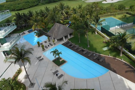 Best location in downtown Cancun - Cancún - Departamento