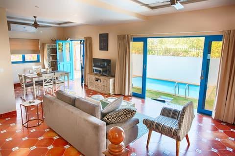 Margarita Villa with Your Cool Pool Patio & Garden
