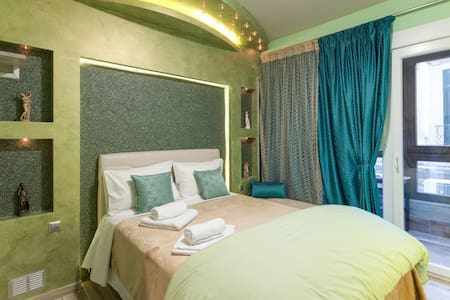 ★EMERALD CENTRAL LUXURY MINI SUITE ★JUST RENOVATED