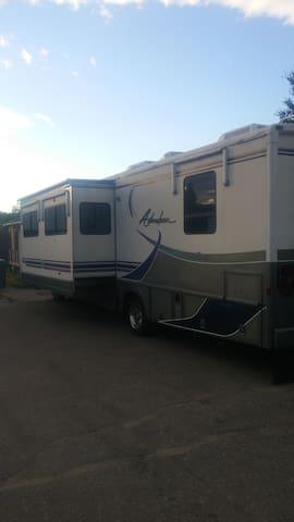 Camping Car Michaud Lessard