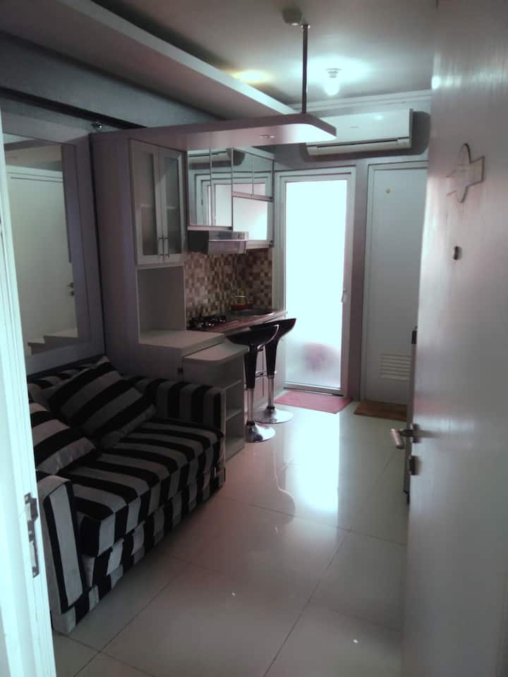 APARTMENT FULL FURNISH CENTRAL JAKARTA