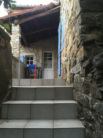 Maison de caractère  Paul-Henri LES deux ARCHES