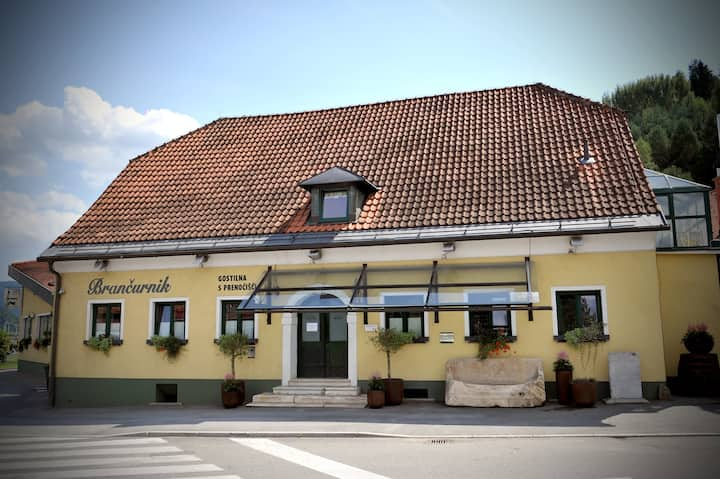 iconic bed & breakfast in Slovenia Carinthia
