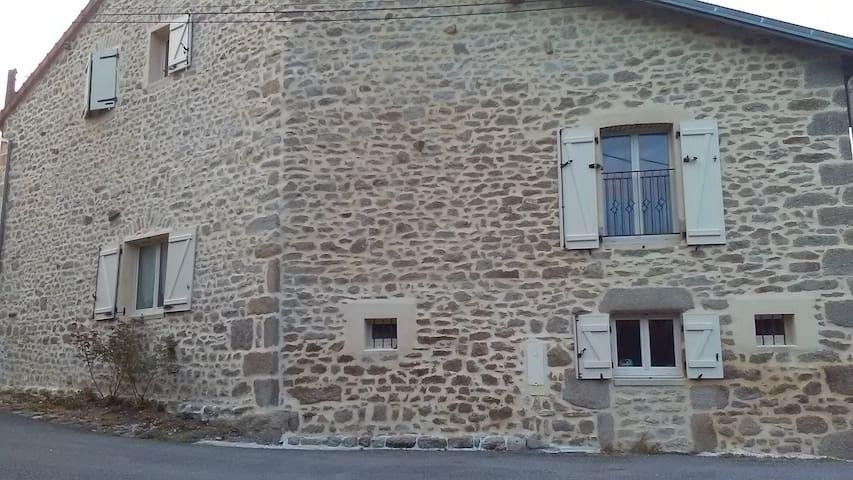 CHAMBRE DANS MAISON EN PIERRE - Razès