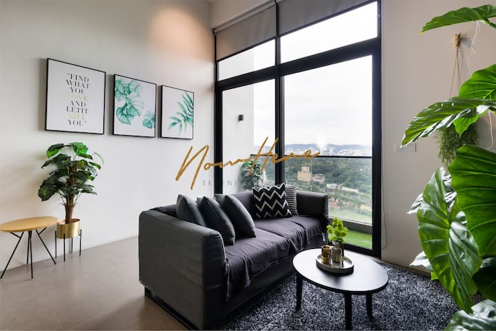 Bright, Stylish, Comfy Suites Nearby KL Sentral