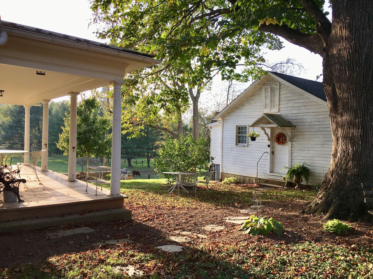 guest house at 1796 historic home cabins for rent in