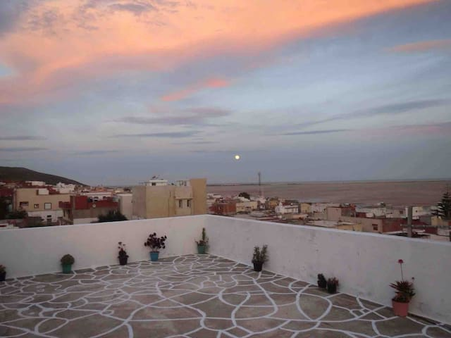 Maison à ghar el melh
