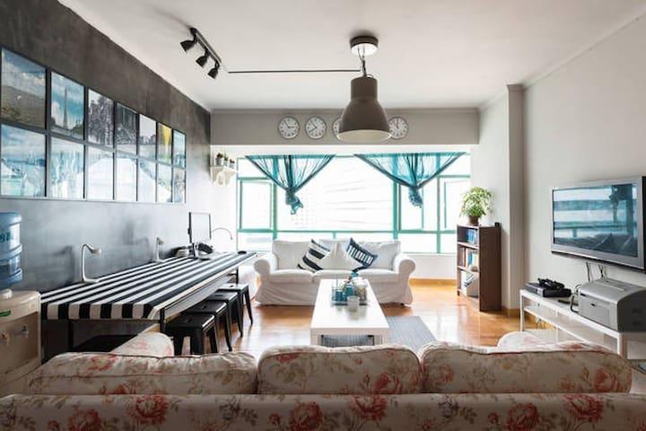 Male Dorm Located Guangzhou East Railway 0301 - Guangzhou - Apartment