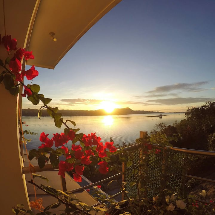 La vela sun rise view