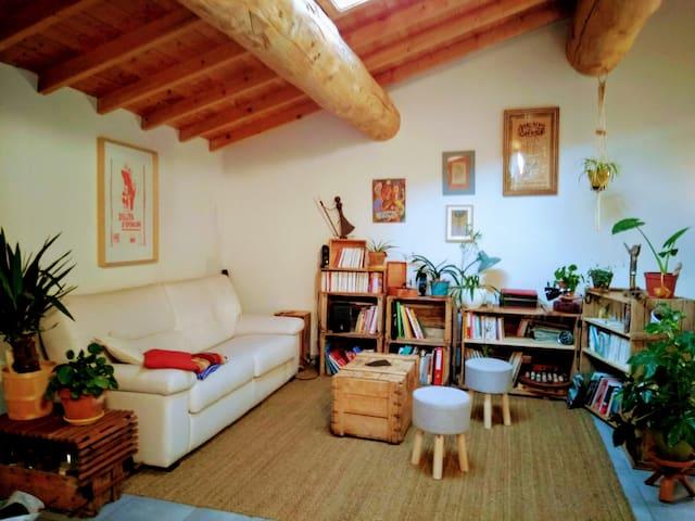 Jolie petite maison au calme