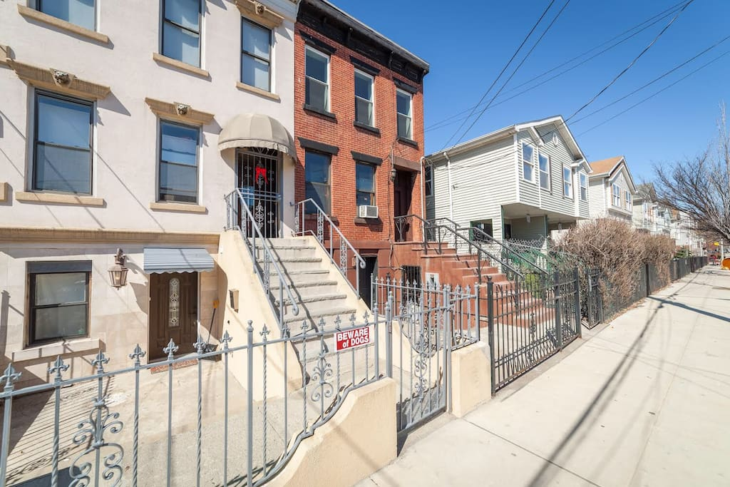 Top Floor Unit in this beautiful fully renovated Brownstone