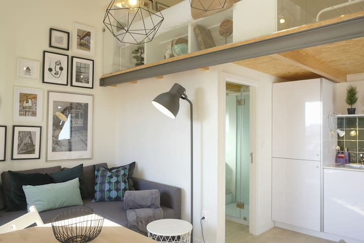 PORTO DESIGN APARTMENT III by HOMING