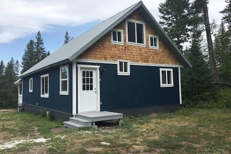 "Spotted Bear Retreat ""Blue Cabin"" Loft"
