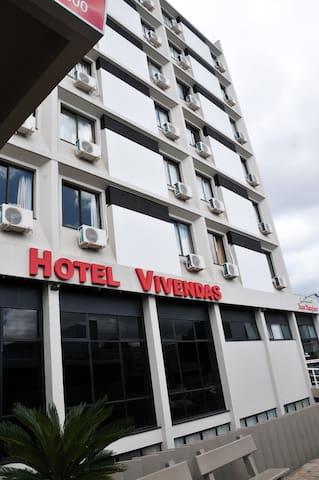 Bem Vindo ao Hotel Vivendas Centro! (economic)
