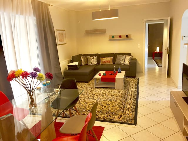 Cozy apartment near Acropolis - Kallithea - Apartment
