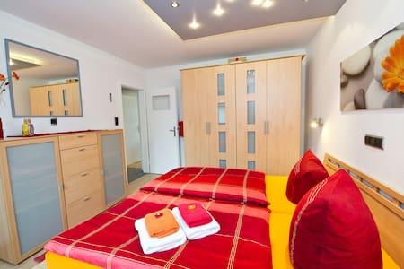 Ferienwohnung Horster Nr. 1:  modern & groß - Bensheim - Apartment