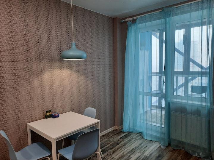 Апартаменты в Артхаусе