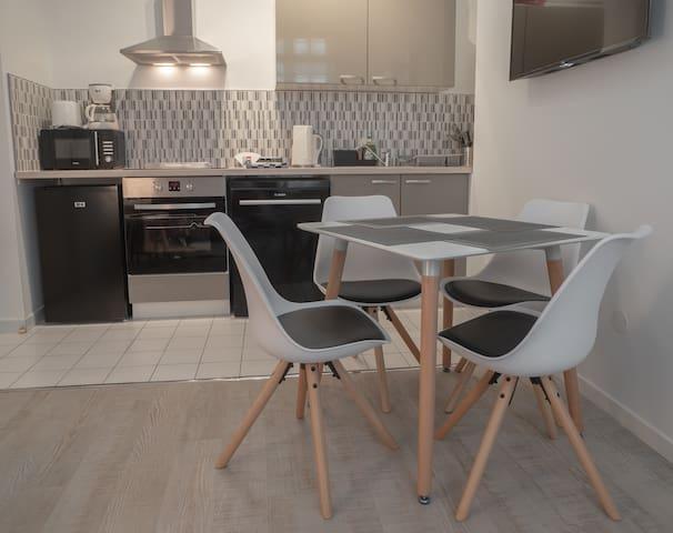 Apartment D - 1 Bedroom 43 Rue du Portail Louis 49400 SAUMUR