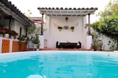 Encantadora casa en Tlacotalpan - Centro - Casa