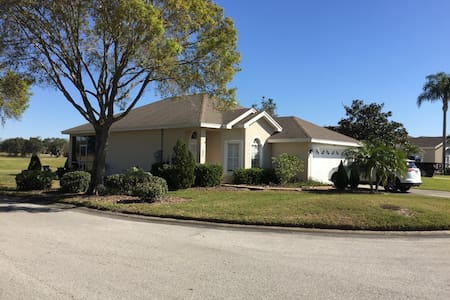 Spacious House in Gated Community on Golf Course - Mulberry - House