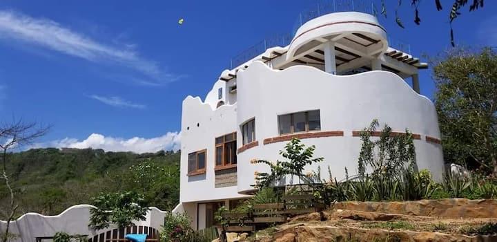 Casa Caracola: Calamar