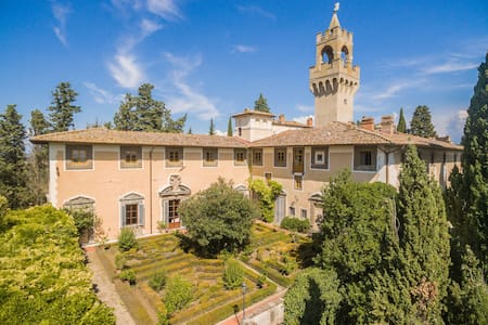 Montegufoni - Bastione, sleeps 2 guests - Montegufoni